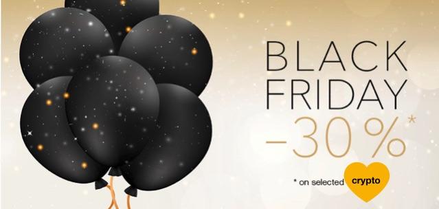 Crypto Black Friday