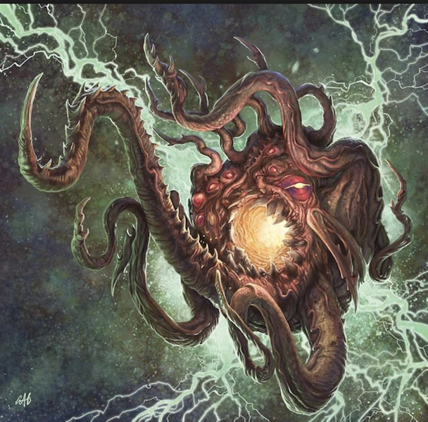 Kraken: Crypto-C'tulhu ébredése