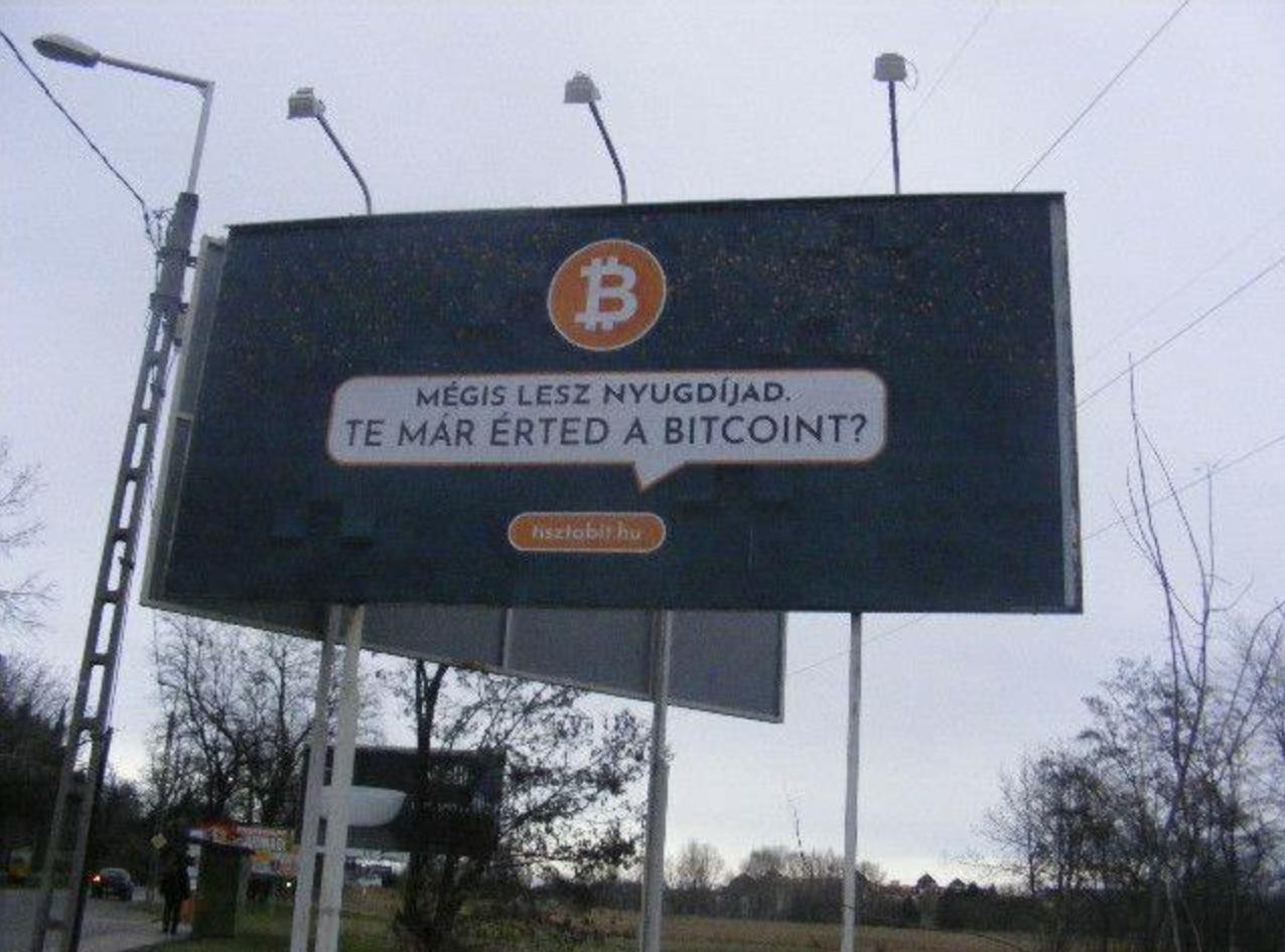 Mégis lesz nyugdíjad. Te már érted a bitcoint?