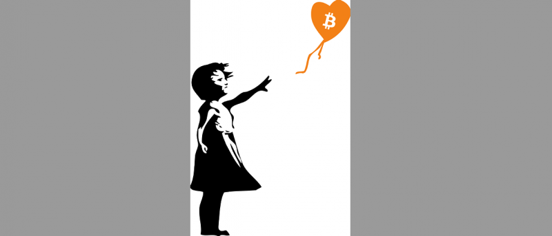 Banksy, Bitcoin - rethought