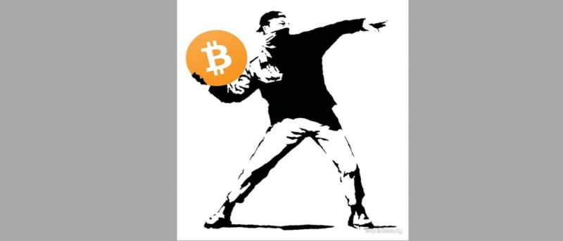 Banksy and Bitcoin - rethought