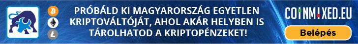 COINMIXED BITCOIN VÁLTÁS!